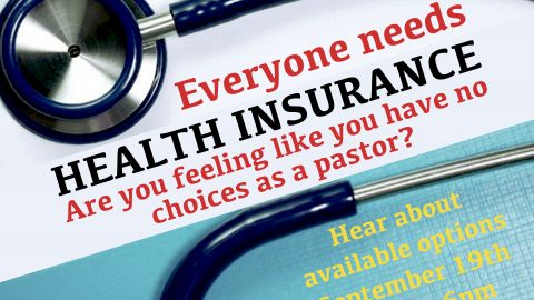 Healthcare for Pastors and Church Staff
